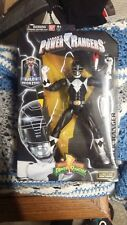 Power Rangers Legacy Collection Black Ranger Limited Edition *New