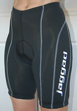 Jaggad Cycling Bike knicks pants shorts Black unisex Mens Womens/Ladies //#81