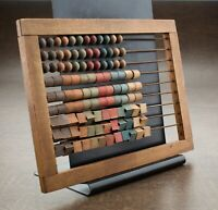 Abacus Counting Math Teaching Bead Frame Cultural Teaching Country