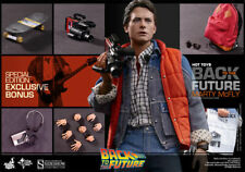Back To The Future - Hot Toys - Marty McFly Movie Masterpiece - Sideshow