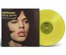 O.S.T. - PERFORMANCE - LP YELLOW VINYL NUOVO INDIE EXCLUSIVE MICK JAGGER
