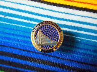 ✺Rare✺ 2017 GOLDEN STATE WARRIORS NBA Championship Ring STEPHEN CURRY DURANT