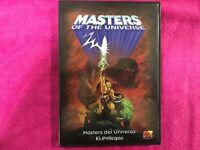 Masters Of The Universe DVD Masters Del Universo Il Principio 2003