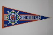 "Wincraft 1990's Detroit Tigers MLB Baseball 30""x12"" Pennant"