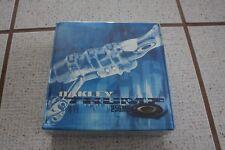 Factory Sealed Original Oakley Thump 256Mb Tortoise / Gold Iridium Lens Combo