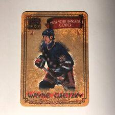 1997-98 Paramount Photoengravings Wayne Gretzky