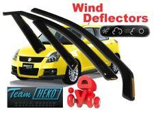 For SUZUKI SWIFT M2  2005 - 2011  5.doors Wind deflectors 4.pc HEKO 28615