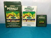 Atari 2600 Pitfall ! international Edition CIB