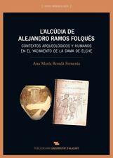 L'Alcúdia de Alejandro Ramos Folqués. NUEVO. Envío URGENTE (IMOSVER)