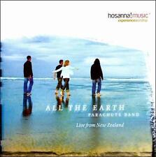 All The Earth: Live From New Zealand by Parachute Band (CD)