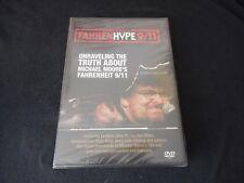 Fahrenhype 9/11 Documentary DVD New Sealed