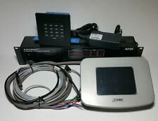 NICE Axcent3 Rack Mount Integrated Axcess System Controller w/Touch Screen Media