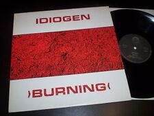 "Idiogen ""Burning"" 12""EP Toast Italy 1987"