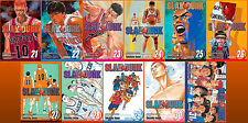 Slam Dunk Series MANGA by Takehiko Inoue Collection Volumes 21-31!