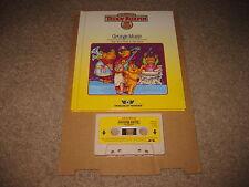 Teddy Ruxpin Grunge Music Worlds Of Wonder 1985 w/ Box Book & Cassette Tape