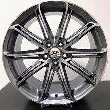"""Cerchi in lega Hyundai iX20 iX35 i30 Kona Ioniq Tucson XG da 17"""" NUOVI OFFERTA"""