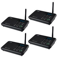 FM Wireless Intercom System for Home House Room to Room Communicate 22 Channel
