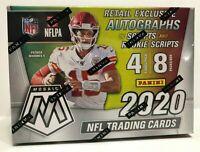 2020 Panini Mosaic NFL Football Blaster Box!! Burrow, Tua, Herbert Rookie Auto?!