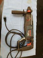 """Bosch Bulldog 11255VSR 1""""  Corded Rotary Hammer Drill - Nice"""