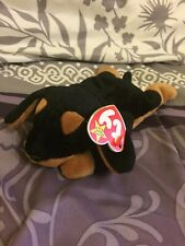 1996 Retired Doby the Dog Ty Beanie Baby Plush Toy NEW