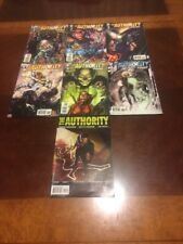THE AUTHORITY PRIME #1-6 2007-08 & THE AUTHORITY Vol  #14 2004 FN