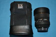 Sigma DG 12-24mm f/4.5-5.6 HSM DG Lens For Nikon