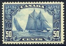 CANADA #158 CHOICE Mint NH - 1929 50c Bluenose