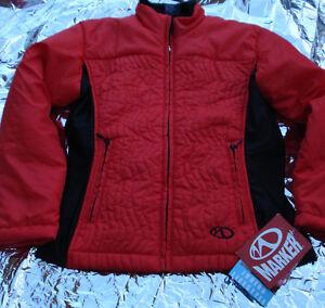 Marker Jacket- Red Junior Medium size