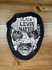 Sandra Chevrier Black Lives Matter Large Format Vinyl Art Sticker XX/250 La Cage