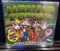 Insane Clown Posse - Hockus Pokus Green CD twiztid kottonmouth kings ICP blaze