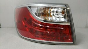 2010-2012 Mazda Cx-9 Driver Left Side Tail Light Taillight Oem 85396