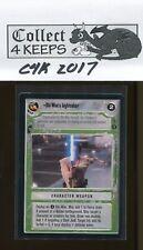 Star Wars CCG Reflections 3 III: Obi-Wan's Lightsaber (SWCCG) Nrmt-Mint