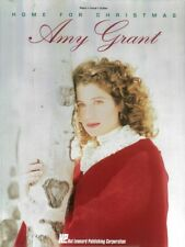 Amy Grant Home for Christmas Sheet Music PVG Piano Vocal Guitar Book 000308208