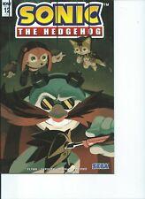 Sonic The Hedgehog # 12 1:10 Variant IDW Comic 1st Print 2018 unread Near Mint