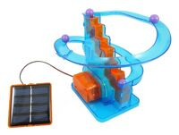 Solar Fun Boy Gift 85009 Helicopter Solar Energe Asembly Outdoor Play Kit of 8+