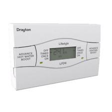 DRAYTON LIFESTYLE LP241 FULL ELECTRONIC  PROGRAMMER
