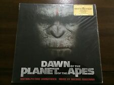 "THE DAWN OF THE PLANET OF THE APES - 2LP 12"" -COLOURED VINYL LIMITED NUMBERED ED"
