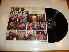 TIME ON MY HANDS - Sampler of moods - 1965 UK 11-track Vinyl LP