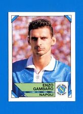 CALCIATORI PANINI 1993-94 -Figurina-Sticker n. 197 - GAMBARO - NAPOLI -New