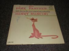 Peter Sellers (1925-80) signed Pink Panther mono LP front cover