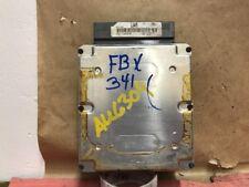 1999-00 Ford Windstar ECU ECM Engine Control Module OEM | XF2F-12A650-MF