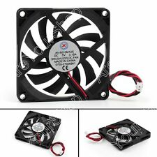 1Pcs DC Brushless Cooling Fan 5V 0.15A 8010S 80x80x10mm 2 Pin CUP Computer Fan U