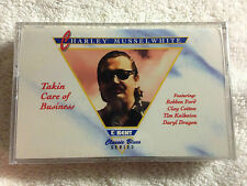New/Sealed-Charley Musselwhite -Takin Care Of Business-Cas.Tape -1994 Kent  #2