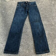 Levi's Mens 501 Jeans Button Fly Sz 30 x 32 Straight