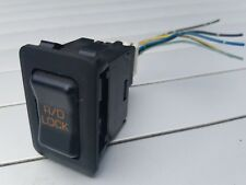 Mitsubishi MK2 Shogun Pajero R/D Lock Button Switch RD Rear Diff 2.5 2.8 Locker