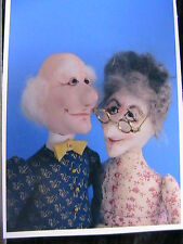 "THE TWO OF US~TILLIE & TOM~BARB KEELING 12"" seated cloth doll patterns RARE 2003"