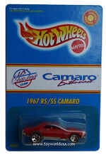 1998 Hot Wheels US Camaro Club Camaro Enthusiast 1967 RS/SS Camaro Ltd Ed