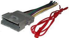 04-09 Malibu 05-09 G6, 05-06 Cobalt Factory Harness to Non-Factory Radio Adapter