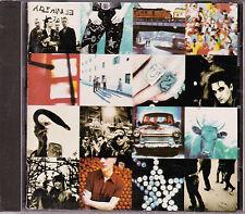 CD 12T U2 ACHTUNG BABY DE 1991 ISLAND 510347-2 FRANCE
