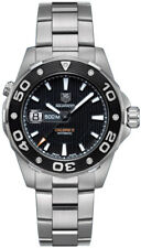 WAJ2110.BA08705  Tag Heuer Aquaracer Automatic Black Stainless Steel 500M Watch